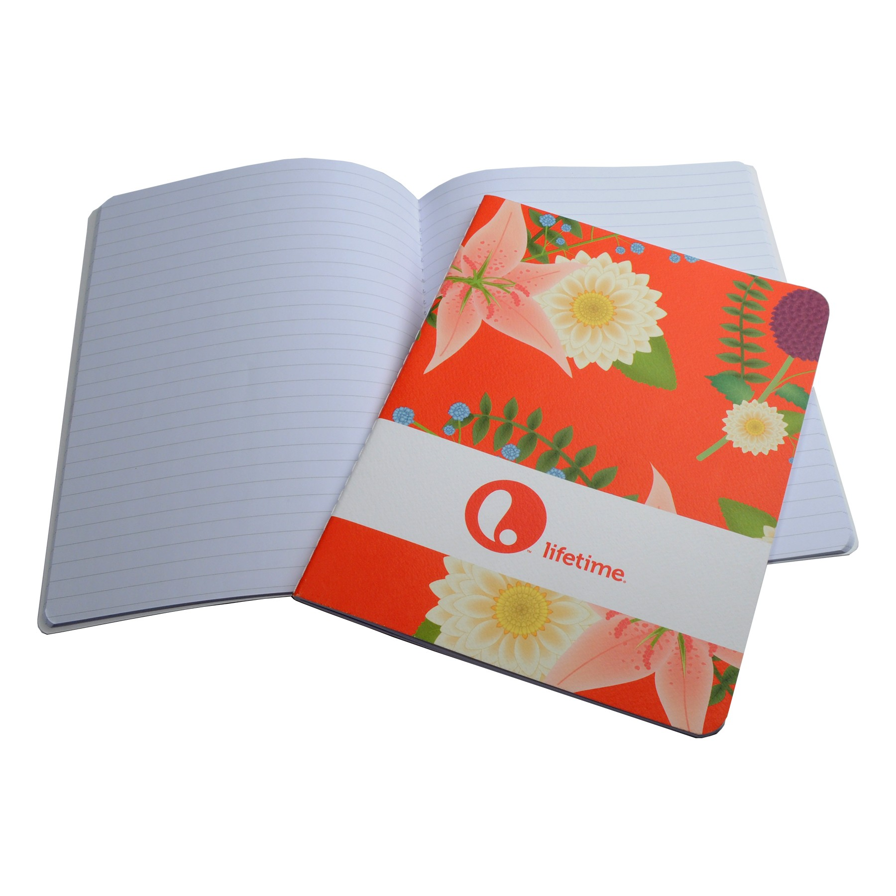 """7""""x9"""" Commuter Journal 56 Pages"""