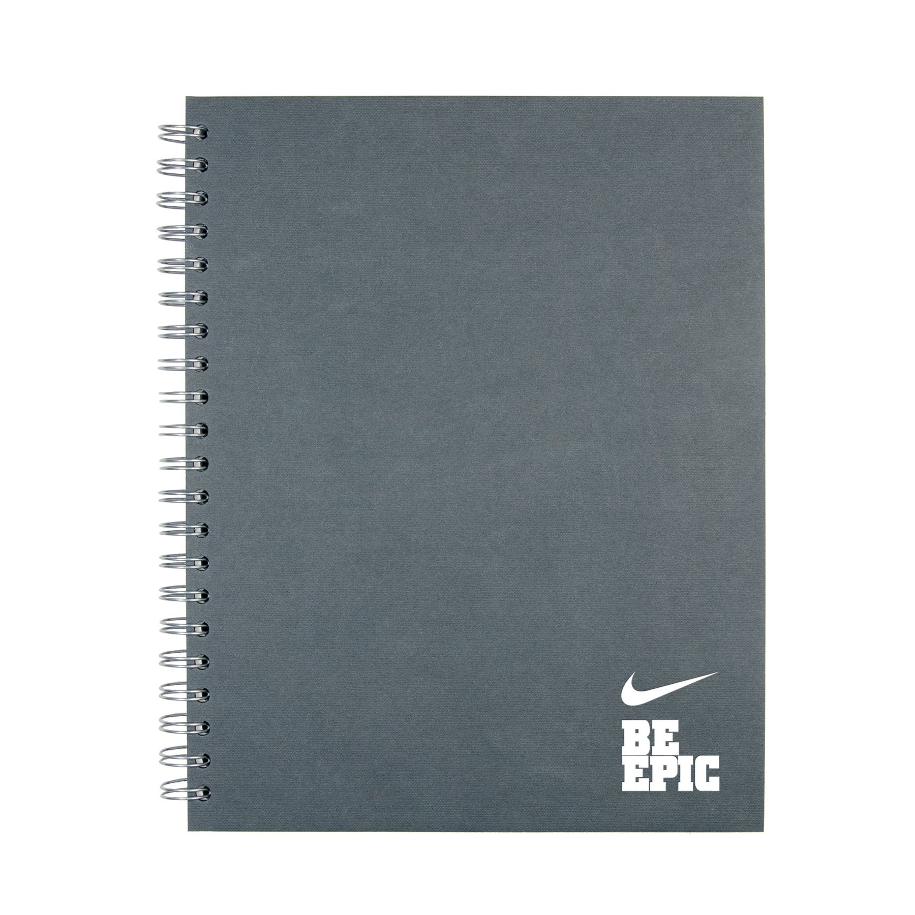 "Boardroom Basics Spiral Journal w/ 100 Sheets 8.5""x11"""