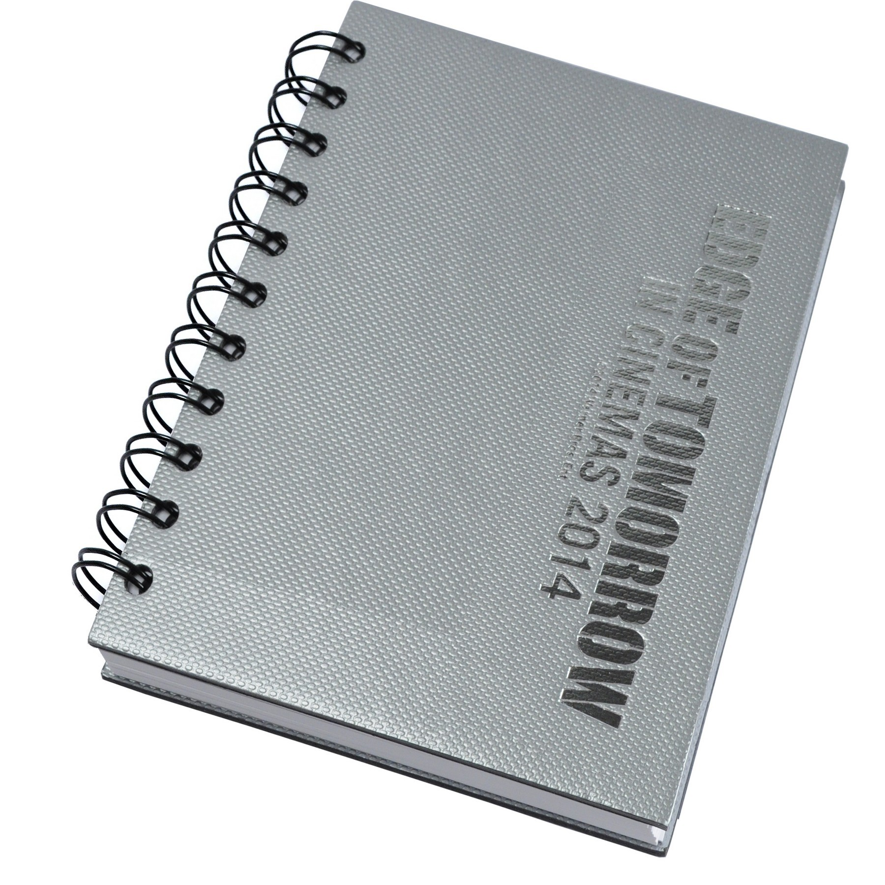 "Boardroom Basics Spiral Journals w/ 100 Sheets 4"" x 6"""