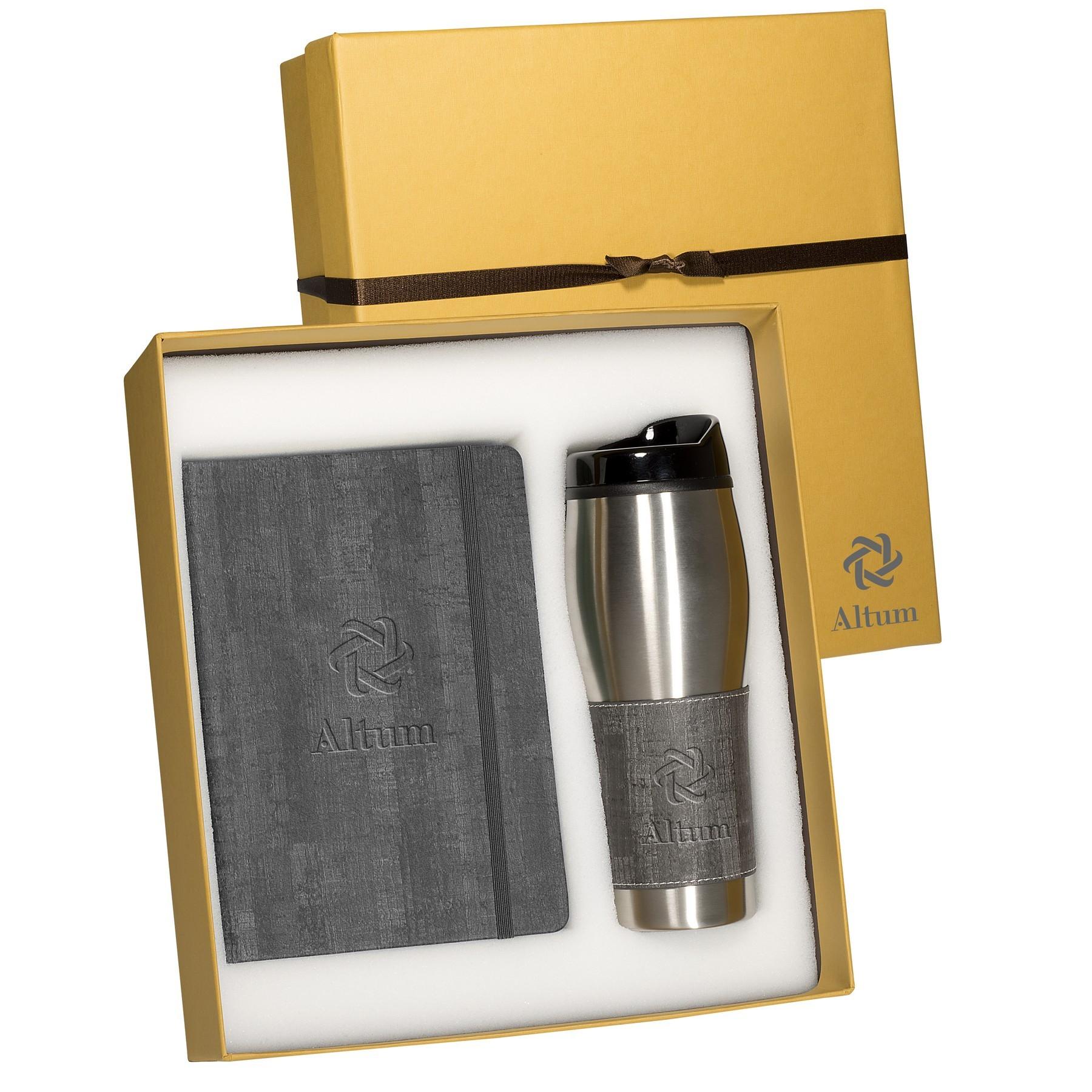 Casablanca™ Journal & Tumbler Gift Set