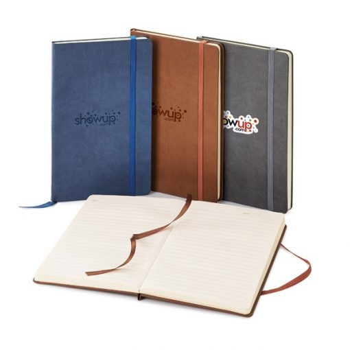 Classico Vinyl Hard Cover Journal