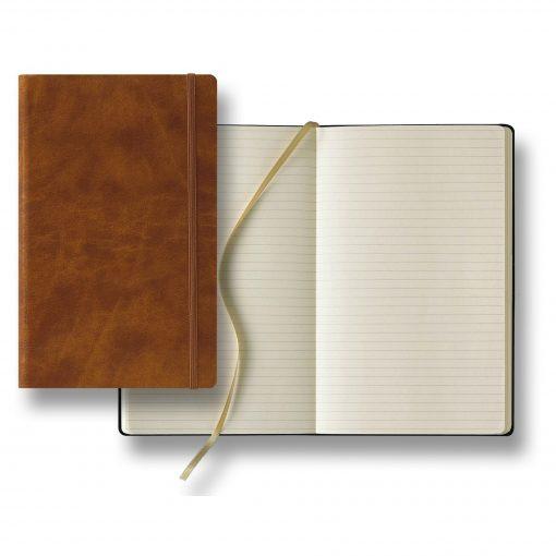 Cuir Medium Ivory Journal