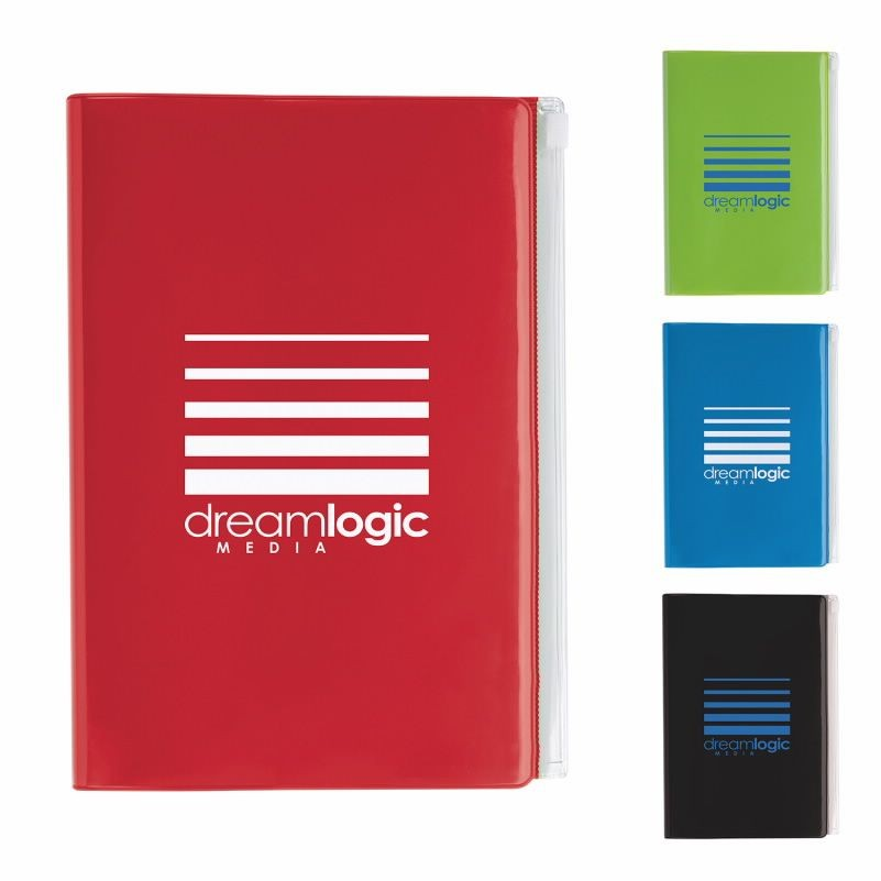 GoodValue® Clear Pocket Journal