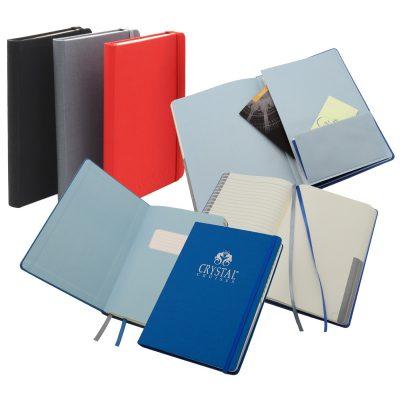 """Heritage Fabric Bookbound Journals 6"""" x 8.5"""""""