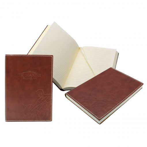 "Leather Perfect Book-Bound Journal - 5.75""x8.5"""