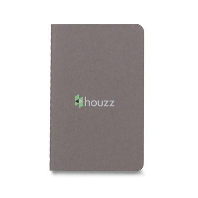 Moleskine® Cahier Ruled Pocket Journal Grey