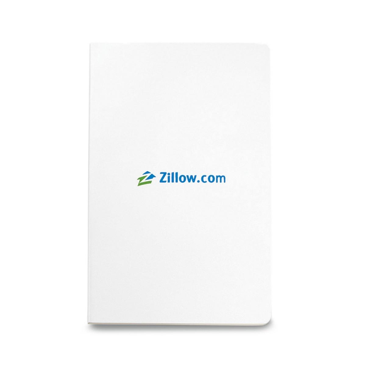 Moleskine® Volant Ruled Large Journal White
