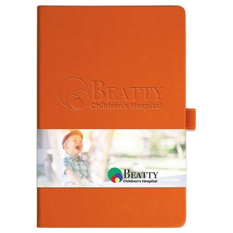 Nova Graphic Wrap Deboss Plus Bound JournalBook™