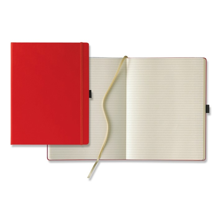 Paros Large Ivory Journal
