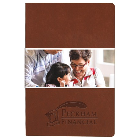 Pedova Soft Graphic Wrap-Deboss Plus JournalBook™