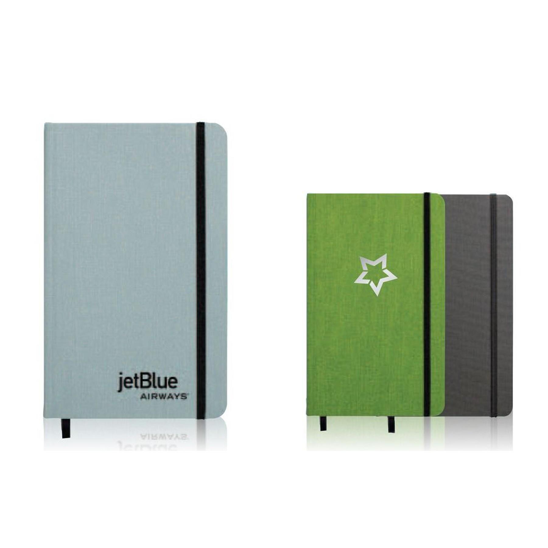 Shinola Linen Softcover Journal - Large