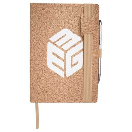 Sintra Cork Soft Bound JournalBook Bundle Set
