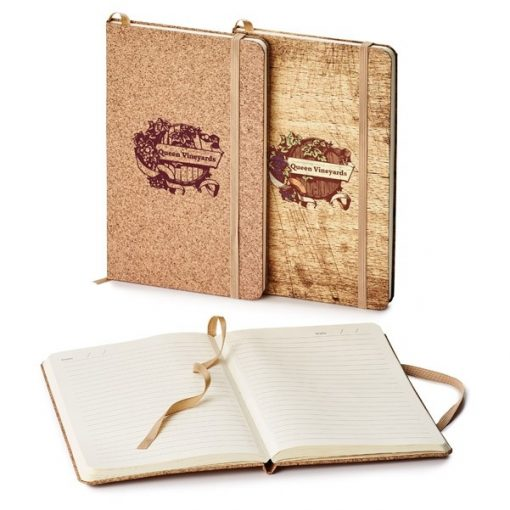 Soft Touch Nature Hard Cover Journal