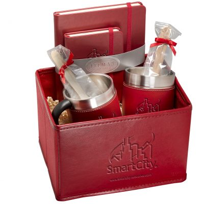 Tuscany™ Journals & Coffee Cups Gift Set
