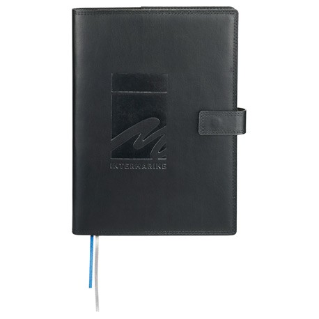 Uptown Refillable Leather JournalBook™