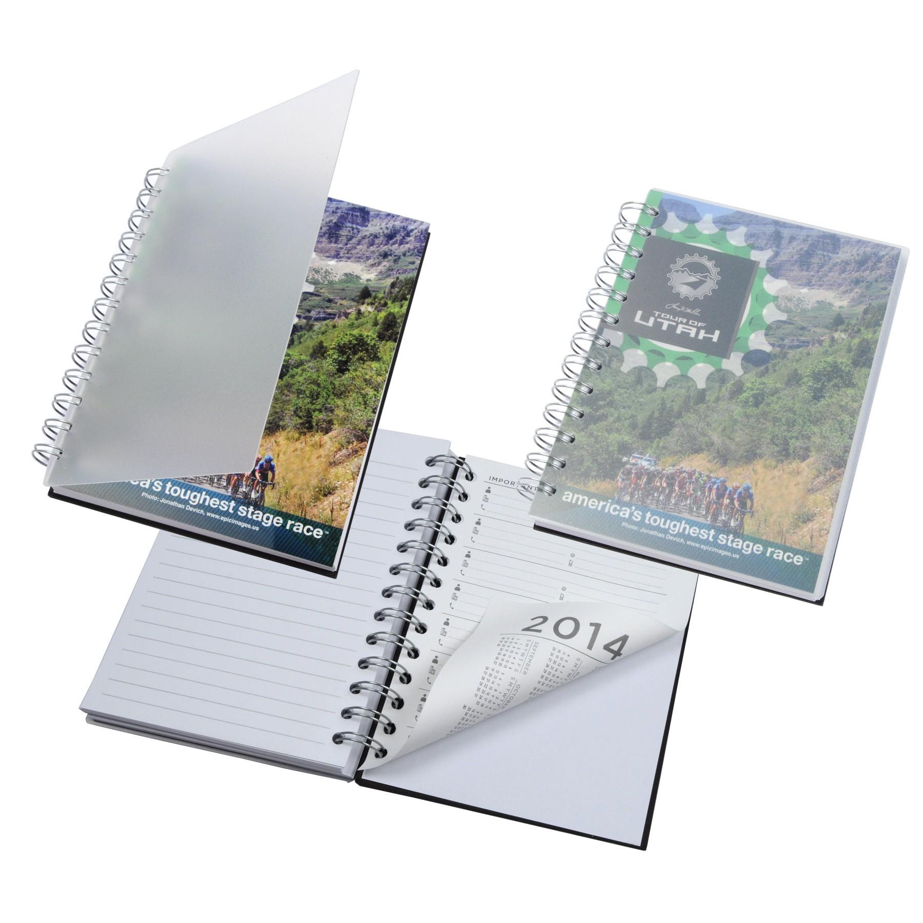 """Vision + Spiral Journal - 5""""x7"""""""