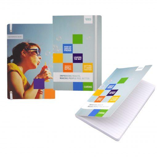 """Westport Perfect Bound 4-color Journals - 5.5"""" x 8.5"""""""