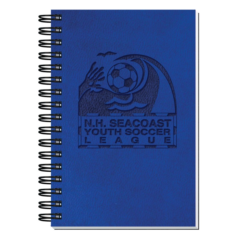 "4""x6"" Executive Journals - 50 Sheets w/ Pen"