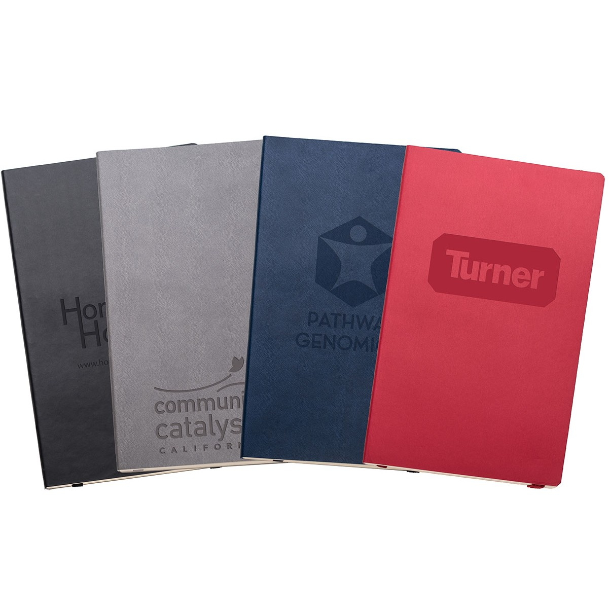 5 1/4 x 8 1/4 Go Soft Cover Journals
