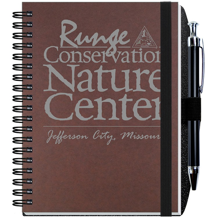 "5""x7"" Best Selling Journals - 50 Sheet w/ Pen"