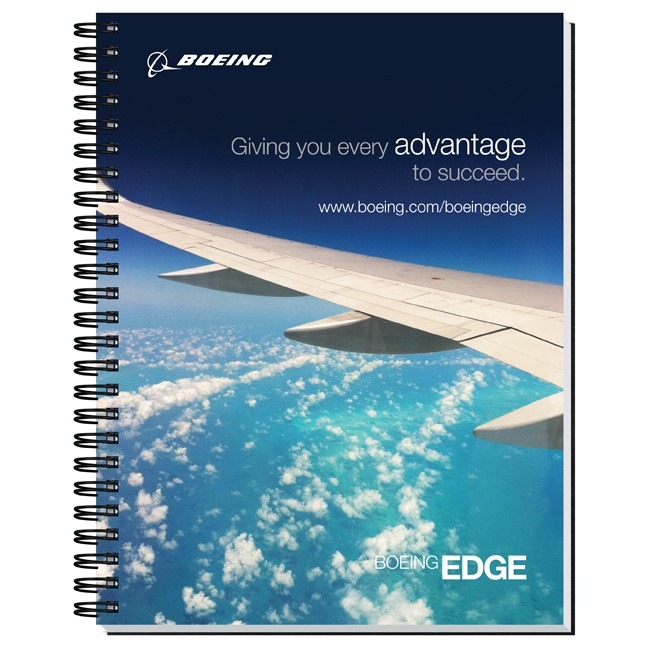 """6 1/2""""x8 1/2"""" Gloss Cover Journals w/ 50 Sheets"""