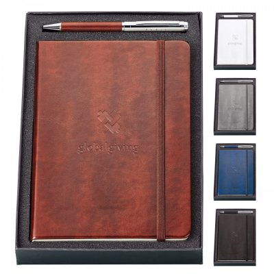 Fabrizio Pen & Journal Gift Set