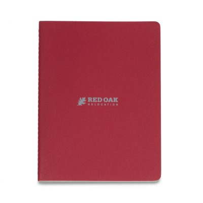 Moleskine® Cahier Ruled X-Large Journal Red