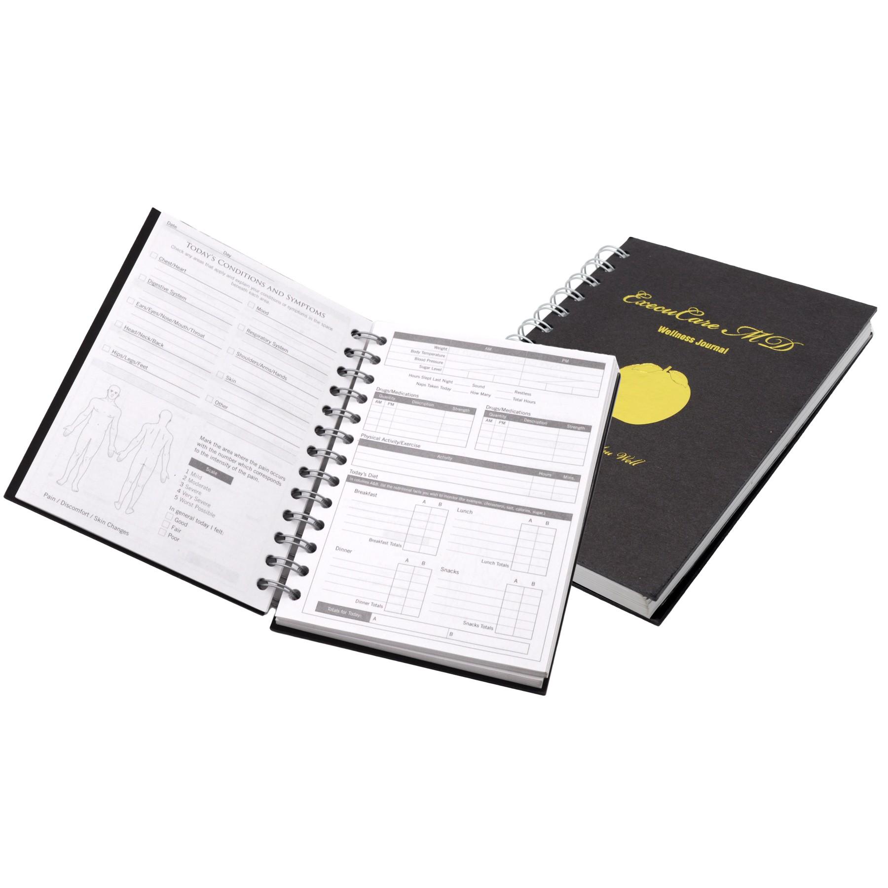 "Patient Medical Journal - 5""x7"""