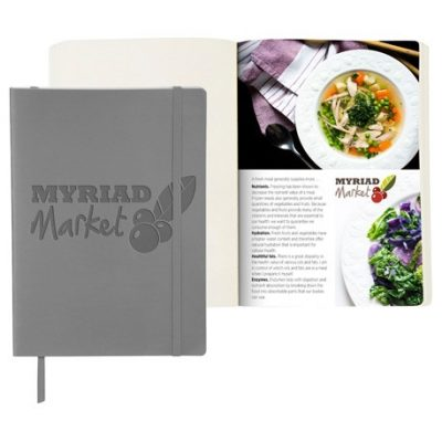 Pedova Large Soft Graphic Page Deboss JournalBook™