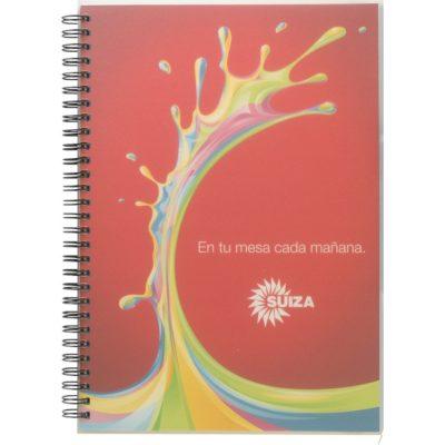"""ClearView™ Journal - Medium NoteBook (7""""x10"""")"""