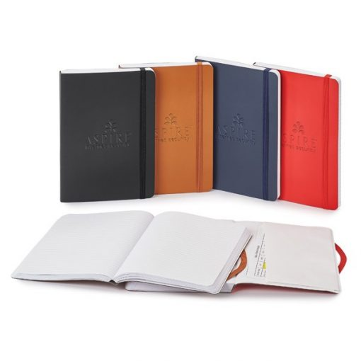 Giuseppe Di Natale Perfect Bound Leather Journal
