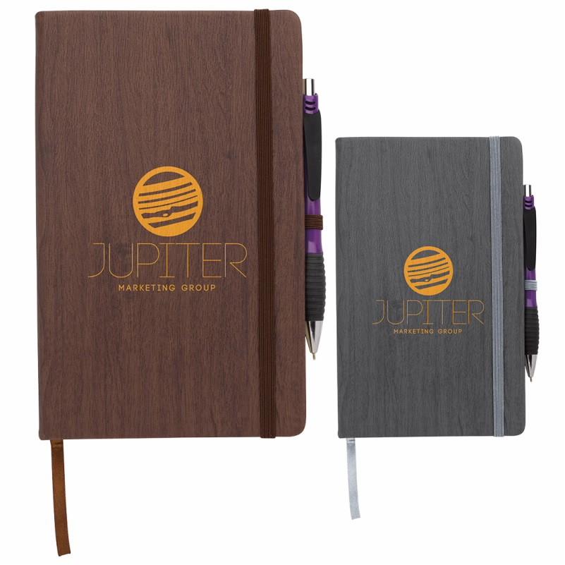 GoodValue® Woodgrain Journal