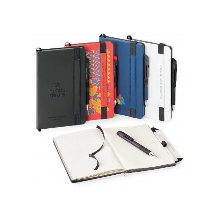 Hard Cover Non-Refillable Journal Combo