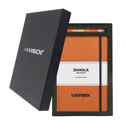 Shinola Journal Gift Set - Hardcover