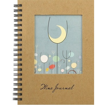 "TasterJournals™ - Classic WindowPad™ Wine Journal (5""x7"")"