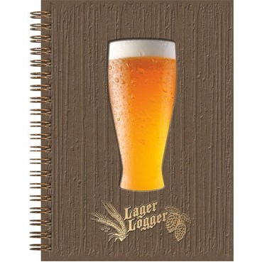 "TasterJournals™ WindowPad™ LagerLogger (5""x7"")"