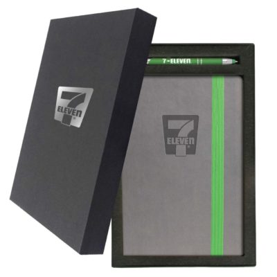 Trendsetter Journal Gift Set - Memphis Journal