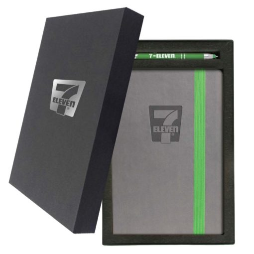 Trendsetter Journal Gift Set - Salsa Journal