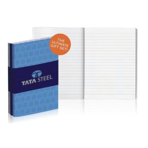Trio USA Journal - Medium Note Book (3 Count) (Full Color)
