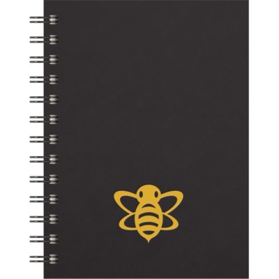 """Wire Bound Milano and Madera Journals - NotePad (5""""x7"""")"""