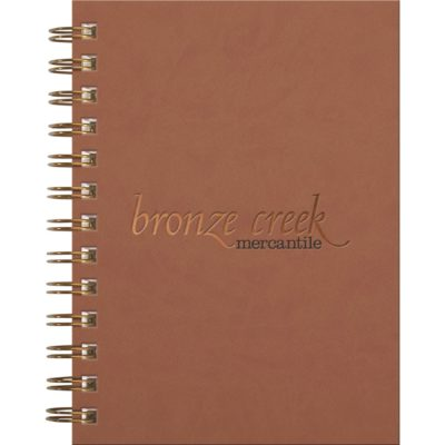 "Wire-Bound NuMilano Journals - NotePad (5""x7"")"