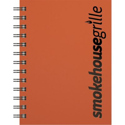 "Wire-Bound SmoothMatte Journals - NotePad (5""x7"")"
