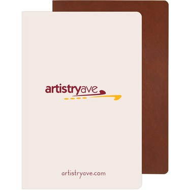 """SoftPedova Journal™ - w/Full-Color Tip-in Page (5.5""""x8.5"""")"""