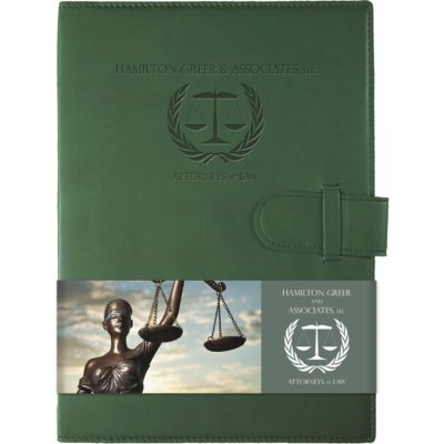 "DovanaJournal™ - Large w/GraphicWrap (7""x10"") Refillable"