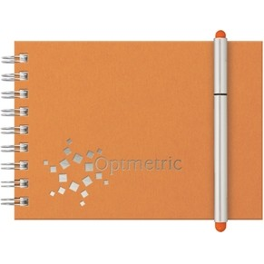"NEW! Stretch Pen Set - Classic StenoPad Journal (5""x7"")"