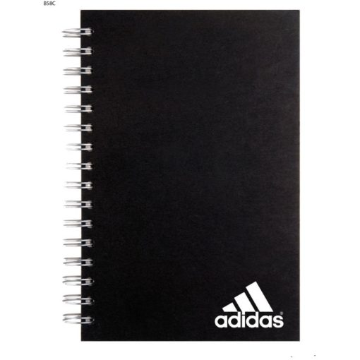 """5.25"""" x 8.25"""" Classic Spiral Notebook Journal 100 sheets"""