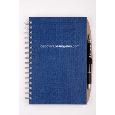 "Pen Journals w/ 100 Sheets 5.25""x8.25"""