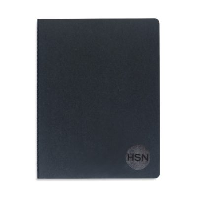 Moleskine® Cahier Ruled Letter Sized Journal Black