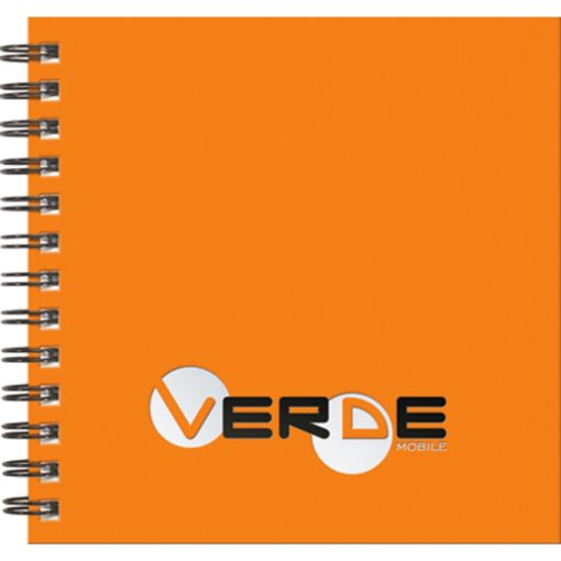 """Classic Cover Series 1 Square NoteBook (7""""x7"""")"""