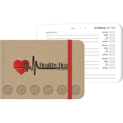 "LifestyleJotters™ - Fitness Classic (5""x3.5"")"